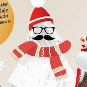 Од 25. до 31. децембра - НЕДЕЉА ДАРИВАЊА - зимски инклузивни базар рукотворина h.ART@fakt 11