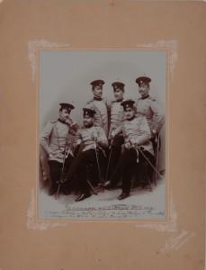 Grupa oficira iz XXXII klase Vojne akademije
