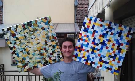 """Отварање изложбе """"Шта би било кад би било"""" Марјана Марића, Понедељак 07.август 2017./ 19ч"""
