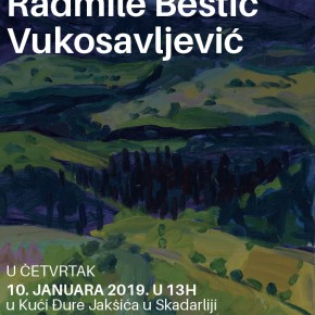 Самостална изложба слика Радмиле Бештић Вукосављевић