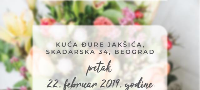 """Поетско вече Биљане Роловић са промоцијом збирке песама """"Круг"""""""